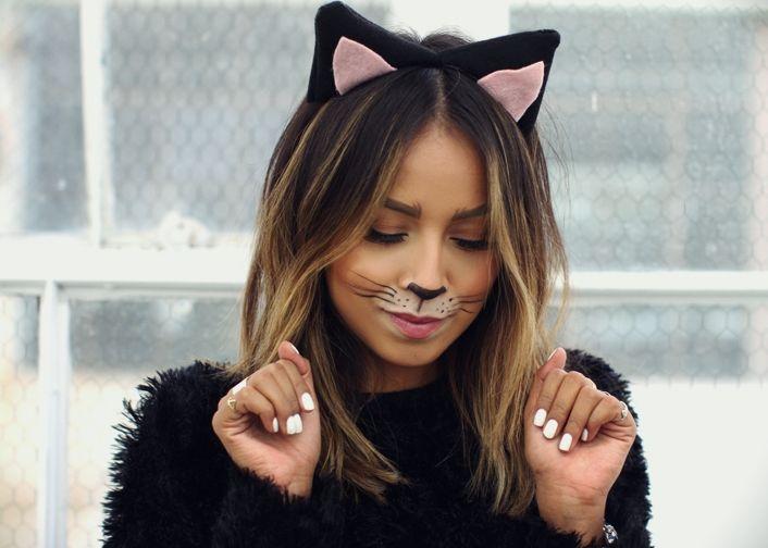 M s de 1000 ideas sobre disfraz de gato en pinterest - Disfraces el gato negro ...