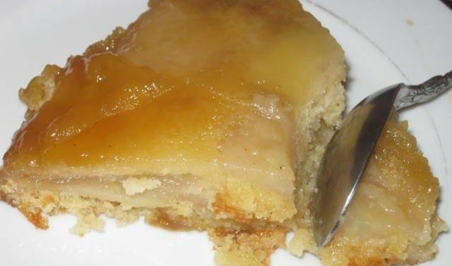 Μελωμένη πίτα με αχλάδια | eGynaika.gr