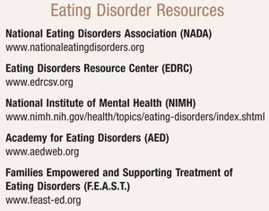 an introduction to eating disorders a complex psychological disorders Eating disorders are complex conditions that arise from a combination of long  an eating disorder is a psychological disorder characterized by abnormal or.