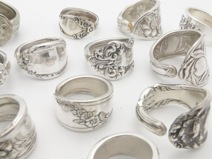 Your friends won't believe you made your own stunning Sterling Silver Ring from a silver spoon or fork.