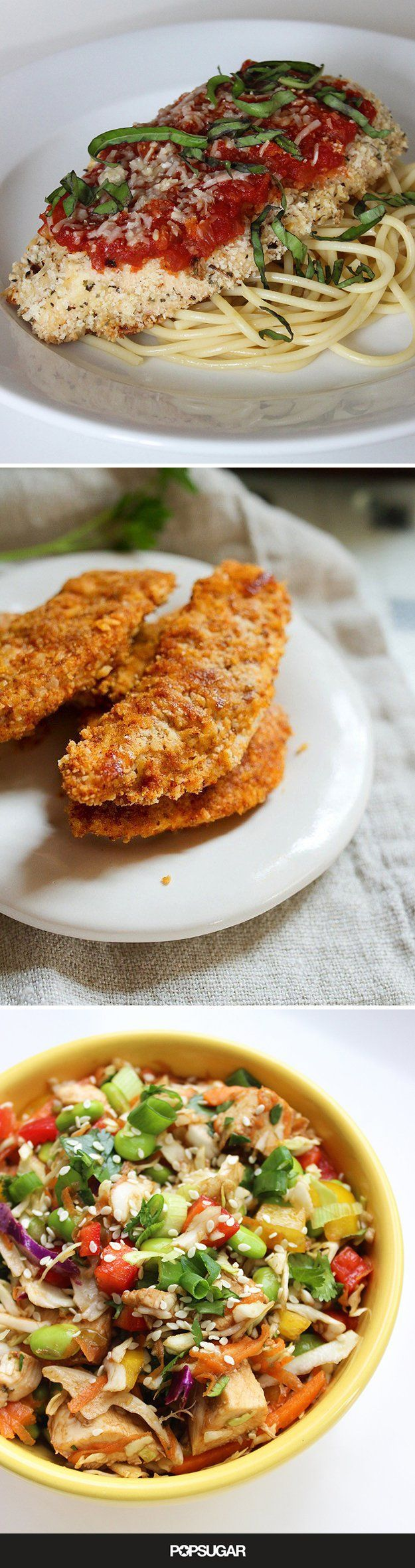 Pin for Later: 12 Healthy Chicken Recipes to Help You Lose Weight