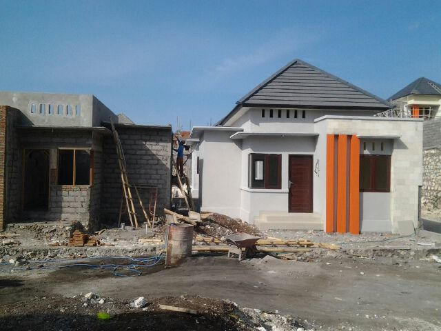 now READY..house with furnished T 60/100m2 2 bed room and 2 bath room ...near GWK