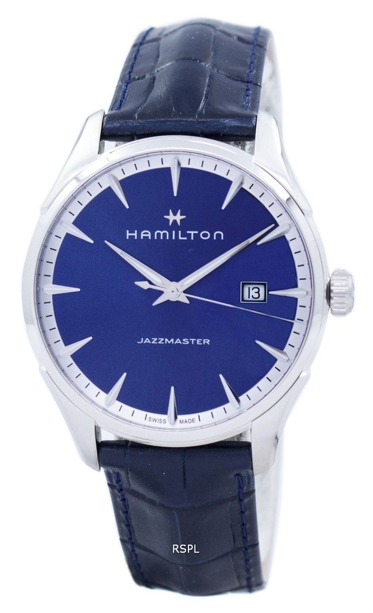 #Hamilton #Jazzmaster Quartz H32451641 Men's Watch