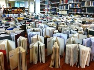 dealing with wet books, and other book repair tips