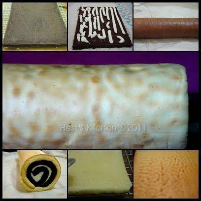 Dalam rangka meramaikan Bolgul Week NCC, daku menyetor tiger roll cake. Sudah lamaaaa sekali pingin buat. Semenjak lihat di Bread Talk... d...