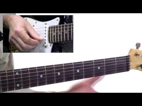 #Technique #Guitar #Lessons - Caging the ii-V-I - #6 - Guitar Lesson - Brad Carlton