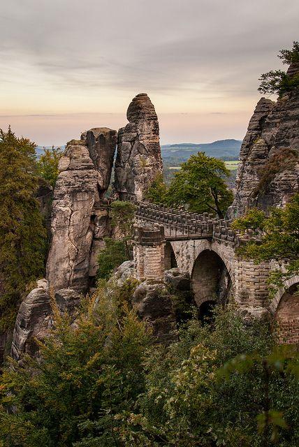 Saxony, Germany: