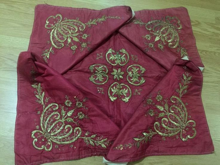 ottoman silk gold metallic bindallı bohça FOR SALE • $275.00 • See Photos! Money Back Guarantee. ottoman silk gold metallic embroidery bindallı bohça it has two repair and some stains ı showed at photos dimension height:80cm width:86cm 332179547158