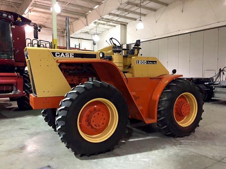 Case Tractors Four Wheel Drive : Case four wheel drive ih pinterest