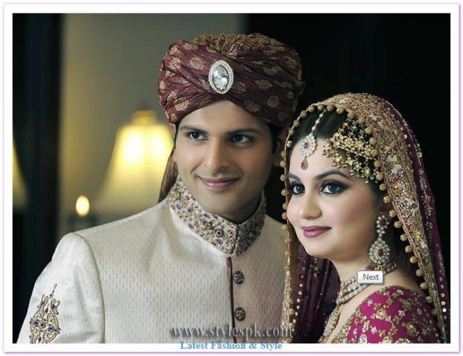 Dulha Dulhan Pictures Albums For Weddings Pakistani Bride Bride Beautiful Wedding Dresses