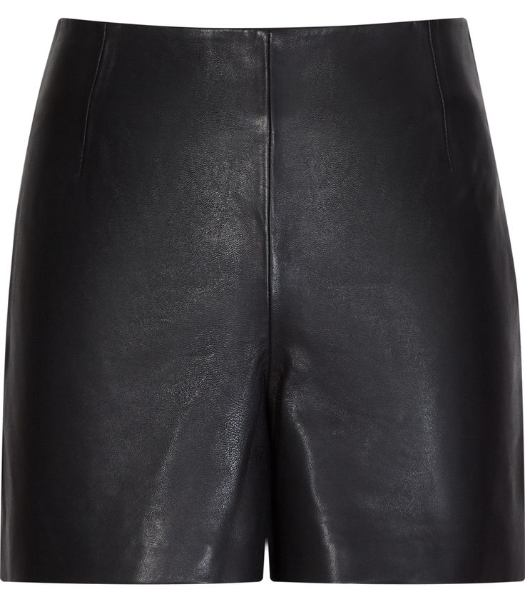 REISS London, 'Sandra' Womens Black Leather Shorts, £185. Spotted on the most stylish celebrities, these leather shorts are a must-have for any fashion conscious woman this Summer and Reiss has one of the softest, most supple leathers in the market. Tip: Keep your look simple and go for loosely tucked t-shirts/blouses or experiment with different textured tops. These shorts are incredibly versatile and can be worn with Birkenstocks/sandals during the day or bright statement heels for a night…