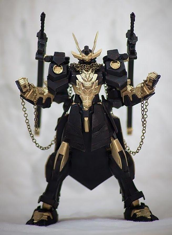 GUNDAM GUY: Sengoku Gundam Astray Kurai Kagemusha - Custom Build