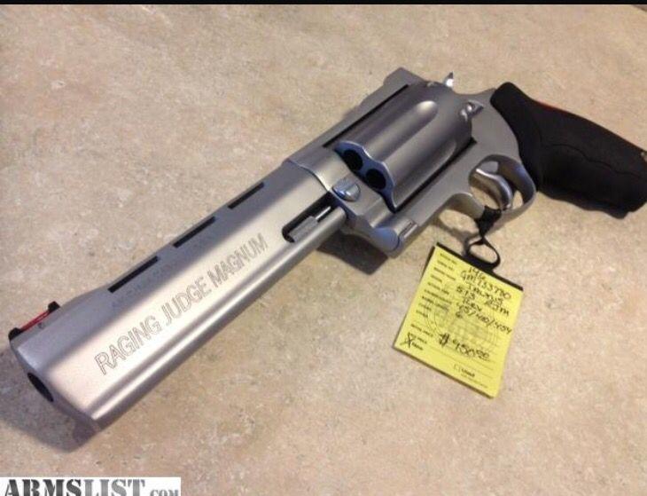 Madison : Taurus judge rifle california