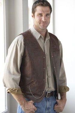 Leather Vest pattern