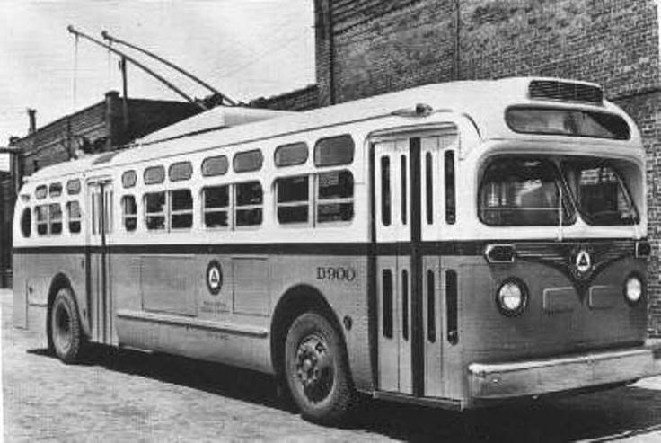 Jersey city public service bus bing images trolleys for Motor city gmc service department