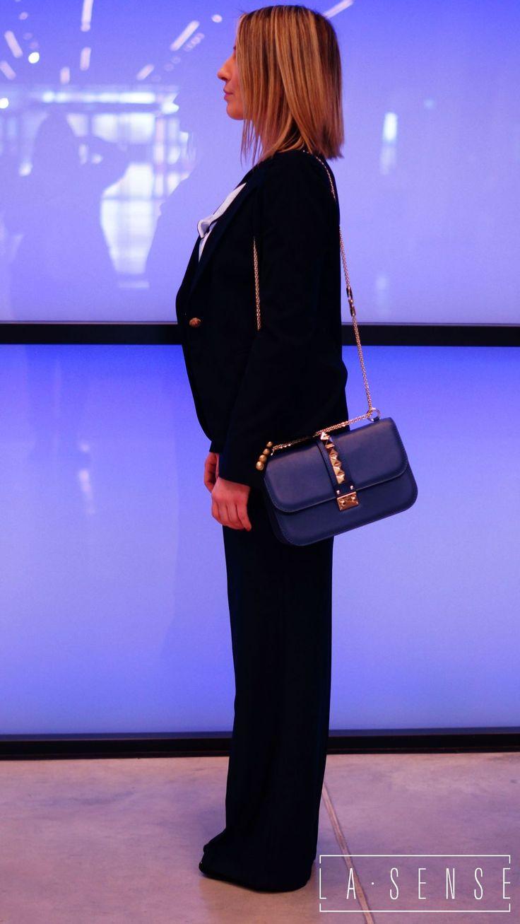 Valentino#style#fashion#blue#bag#handbag#lasensephotography#
