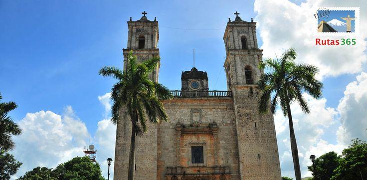 Valladolid puede ser una buena opción para viajar a conocer las ruinas arqueológicas de Chichén Itzá, por su cercanía. Información sobre cuándo ir en: http://www.rutas365.com/es-mexico-valladolid-atractivos-turisticos/