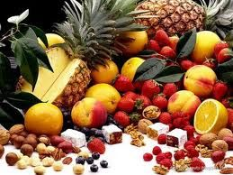 Fruits And Vegetable : List of Low and High Sugar Fruit and Vegetable.   Bliss Returned
