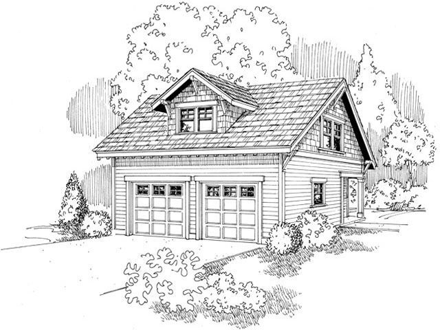 Detached garage plans and cost woodworking projects plans for Garage plans with cost to build