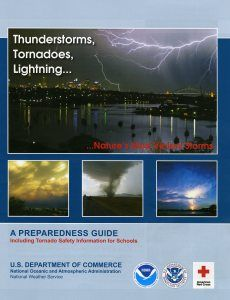 September is National Preparedness Month. The Government Printing Office overs several guides - including #thunderstorms #tornadoes #lightning #preparedness #safetyinformation #areyouready  #terrorist #disasters to #flashfloods Some are freeprintables, others are digital epubs or MOBI files, others are inexpensive guides. 003-017-00569-1 http://govbooktalk.gpo.gov/2015/09/03/september-is-national-preparedness-month/ #government #survival  https://bookstore.gpo.gov/catalog/