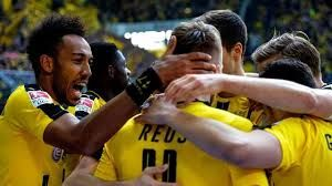 Borussia Dortmund 2 - 1 HoffenheimCompetition: BundesligaDate: 6 May 2017Stadium: Signal-Iduna-Park (Dortmund)