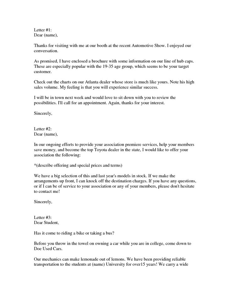 Best Sales Letters Images On   Cover Letters Sample
