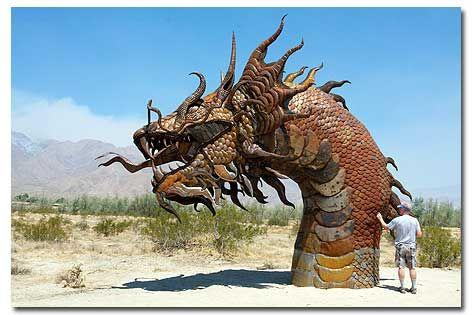 Ricardo Braceda's Sea Monster | Photo: Gordon Johnson