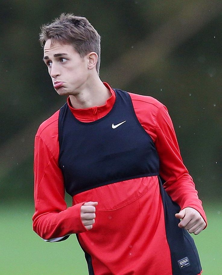 Adnan Januzaj is sooooo cute ♥