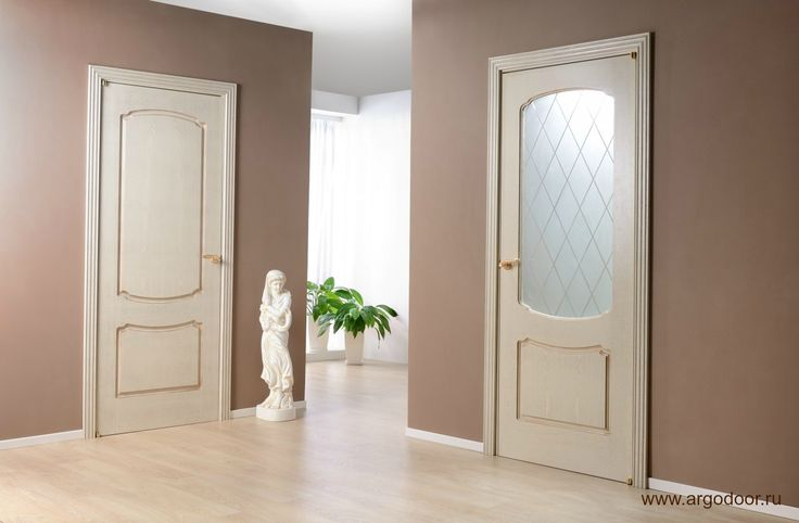 Белорусские межкомнатные двери из натурального шпона и массива