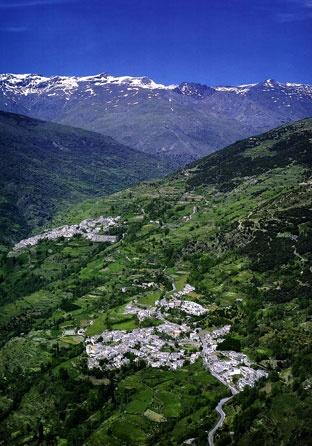 Alpujarra, Sierra Nevada, Spain