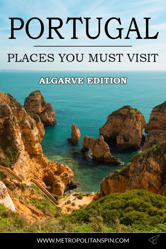 Visiting Portugal? Check out these awesome places! #portugal #algarve #europe #travel