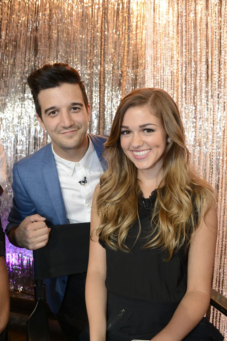 Sadie Robertson and Mark Ballas #DWTS!!