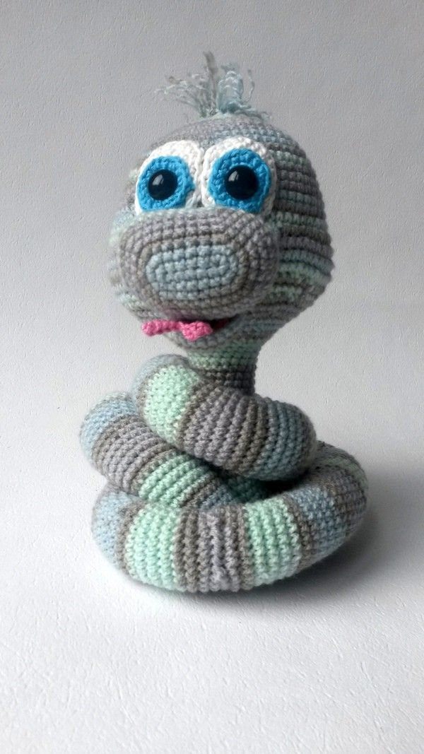 71 best amigurumi images on Pinterest | Stricken häkeln, Anleitungen ...