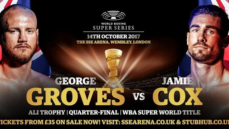 cool George Groves vs Jamie Cox (Highlights)