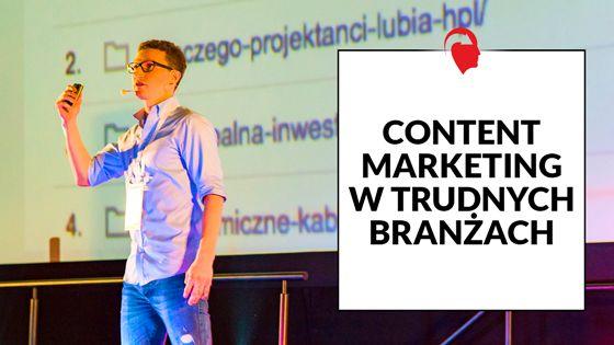 Dziś przypominamy #wideo od Sprawny.Marketing. Dowiecie się, jakie działania podjąć promując małą firmę oraz jak prowadzić działania marketingowe w nieatrakcyjnej branży. Sprawdźcie koniecznie! #marketing #treści #contentmarketing #poradnik