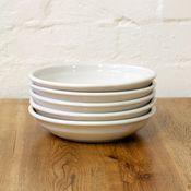 Image of Shelley Panton Table Series Stoneware 23cm Flat Bowl