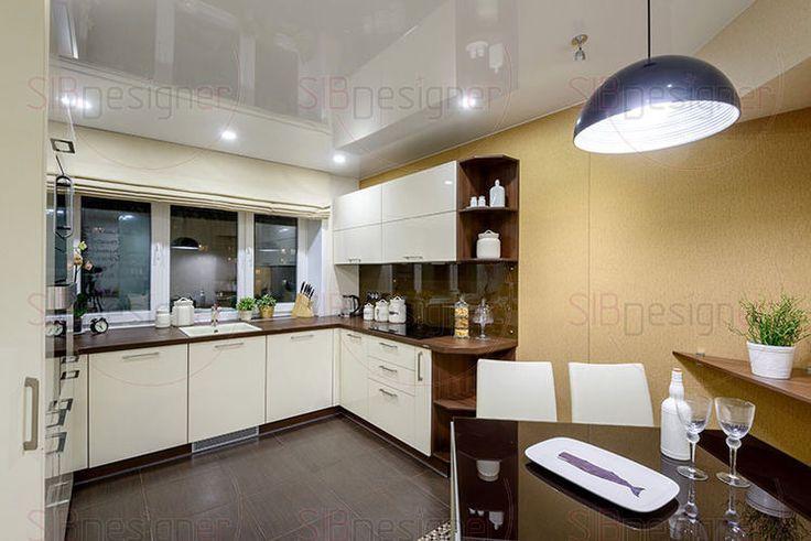 дизайн кухни фото интерьер кухни фото - СибДизайнер.ru