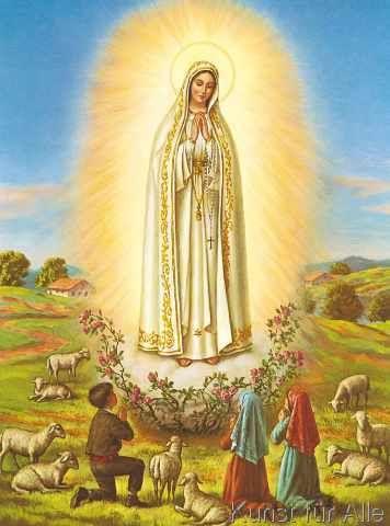 Anonymous - Mutter Gottes Von Fatima