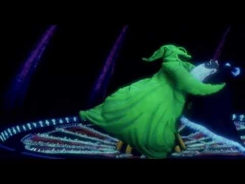 The Nightmare Before Christmas - Oogie Boogie's Song (Lyrics) - YouTube
