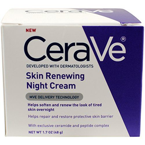 CeraVe Renewing System Skin Renewing Night Cream 17 Ounce -- Want to know more, click on the image. (Note:Amazon affiliate link)