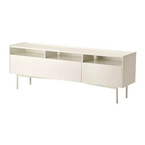 rams tra tv bord hvid. Black Bedroom Furniture Sets. Home Design Ideas