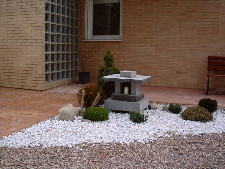 Jardin japones en miniatura
