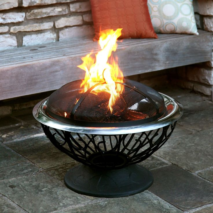 Portable Fire Pit Beach : Best images about portable gas fire pits on pinterest