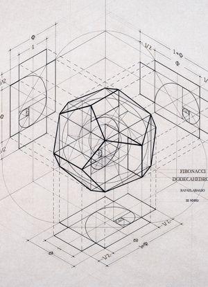 Fibonacci Dodecahedron