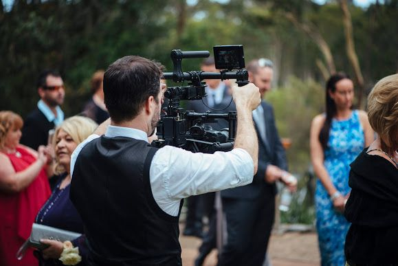 Using the Movi M5 three axis gimbal for a wedding at Sirromet Wines.