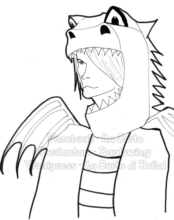31 ottobre - dragon