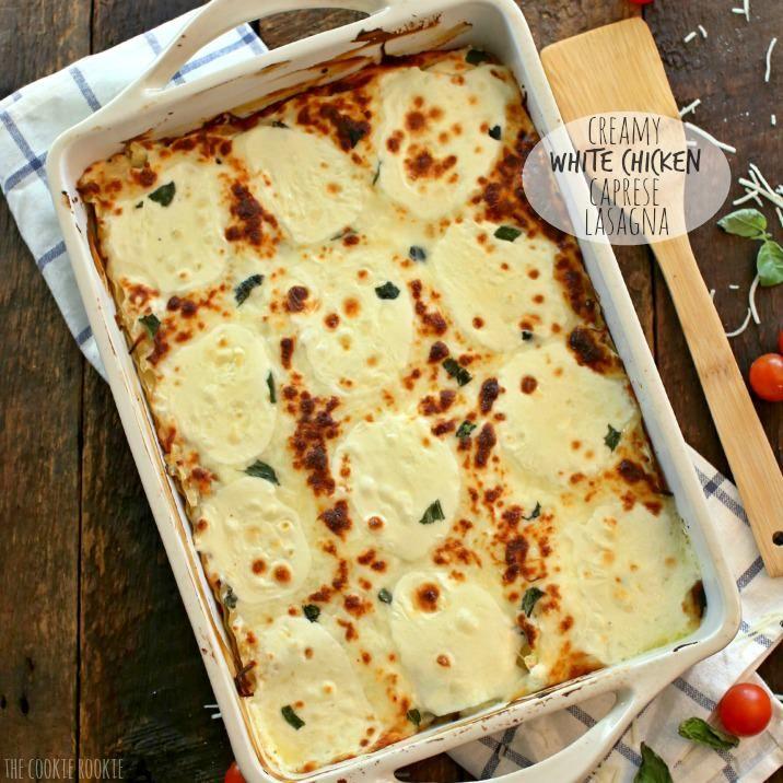 17 Best ideas about Chicken Artichoke Lasagna on Pinterest ...