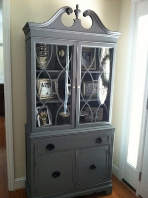 65 Best Repurpose China Cabinet Images On Pinterest