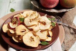 Apfelchips selber machen – Chips mal anders