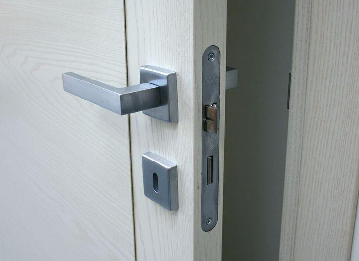 FBP porte | Collezione LOLA - serratura meccanica  #fbp #porte #legno #serratura #door #wood #wooddoor